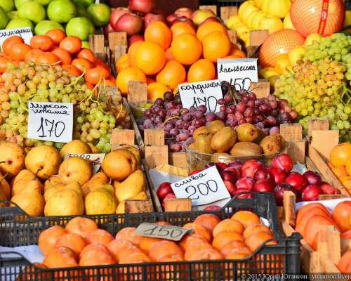 В Севастополе выросли цены на продукты